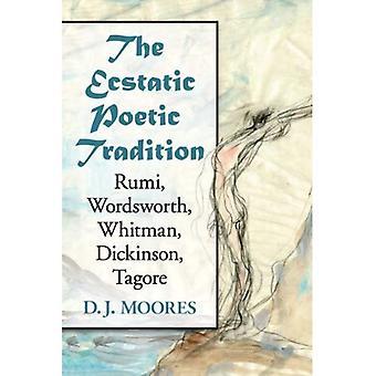 La tradición poética éxtasis: Un estudio crítico de los antiguos a través de Rumi, Wordsworth, Whitman, Dickinson...