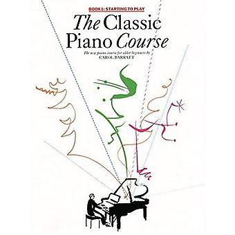 Starting to Play (Classic Piano Course)