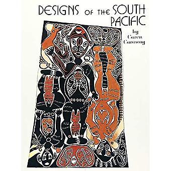 Designs of the South Pacific (A Barbara Holdridge book)