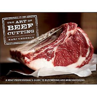 A arte de cortar carne: uma carne guia profissional para massacrar e Merchandising