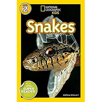 National Geographic Readers: Snakes (National Geographic Readers) (National Geographic Readers)
