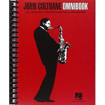 John Coltrane: Omnibook (C välineet)