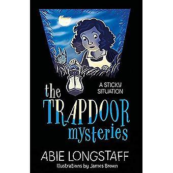 Les mystères de la trappe: Une Situation délicate: livre 1 (les mystères de la trappe)