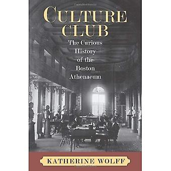 Culture Club: Den Boston Athenaeum nyfiken historia