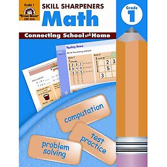 Skill Sharpeners Math, Grade 1