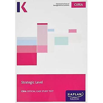 CIMA Strategic Case Study - Study Text