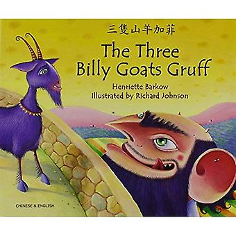 The Three Billy Goats Gruff in Cantonese & English