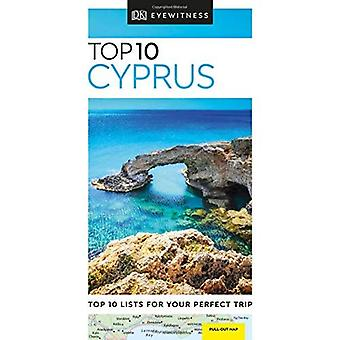 Top 10 Cyprus (DK Eyewitness Travel Guide)