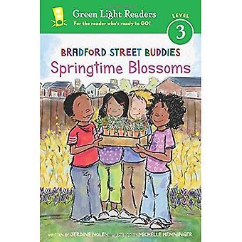 Bradford Street Freunde: Frühling Blüten (grünes Licht Reader - Stufe 3)