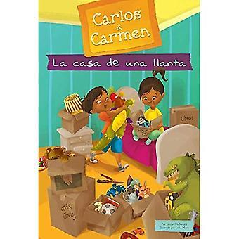 La Casa de Una Llanta (the One-Tire House) (Carlos & Carmen Set 1 (Spanish Version))