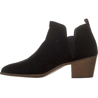Style & Co. Womens Myrrah Almond Toe Ankle Fashion Boots