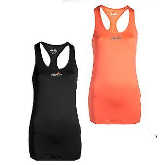 Ellesse Sport Tivoli Womens damer gym ärmlös väst topp