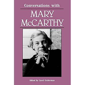 Conversations with Mary McCarthy by Gelderman & Carol