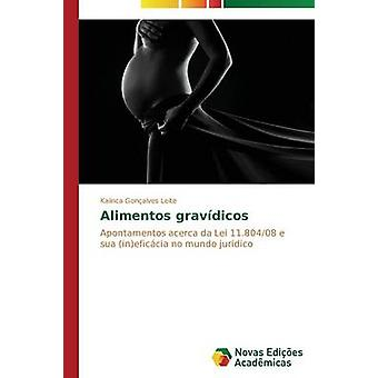 Alimentos gravdicos by Gonalves Leite Kalinca