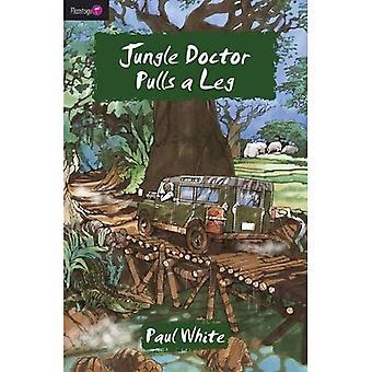 Jungle arts trekt een been