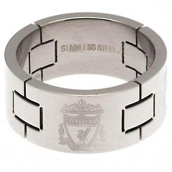 Liverpool Link Ring Medium