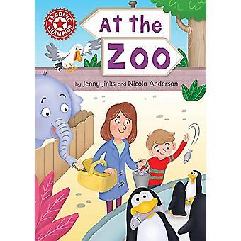 قراءة بطل-في حديقة الحيوان-القراءة المستقلة الأحمر 2 نقولا و
