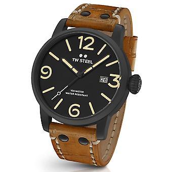 Tw Steel Ms32 Maverick Horloge 48 Mm