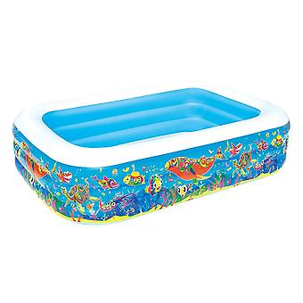 Inflatable children's Pool-229 x 152 x 56 cm, 702L