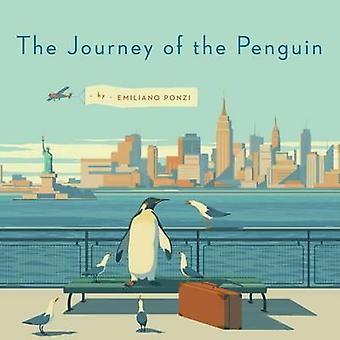 The Journey of the Penguin by Emiliano Ponzi - 9780143107859 Book