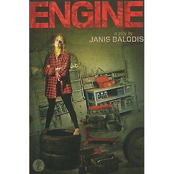 Engine by Janis Balodis - 9780868198897 Book