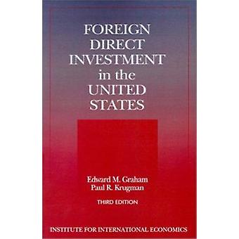 Foreign Direct Investment in the United States Book