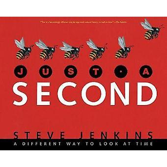 Just a second de Steve Jenkins-9781328740861 livre