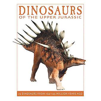 Dinosaurier från övre Jurassic - 25 dinosaurier från 164-145 miljoner Ye