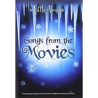 Little Voices - Songs from the Movies - 9781785580536 Book