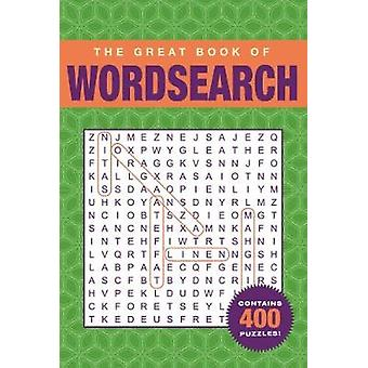 The Great Book of Wordsearch by Arcturus Publishing - 9781788282079 B
