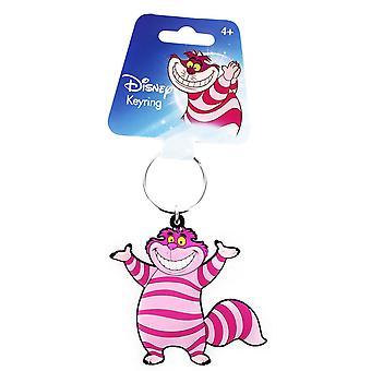 Key Chain - Disney - Soft Touch PVC Chesire Cat 25302