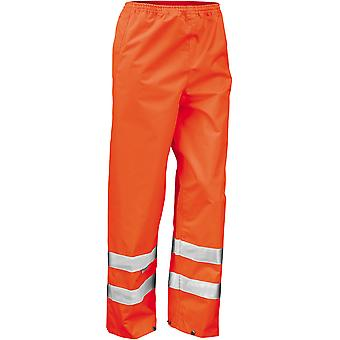 Result Safeguard - Safety Hi-Viz Mens Trousers