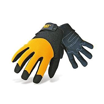 Caterpillar Mens Padded Palm Glove