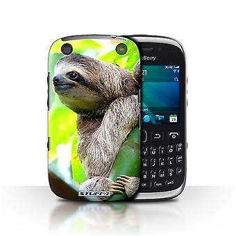 STUFF4 Case/Cover for Blackberry Curve 9320/Sloth/Wildlife Animals