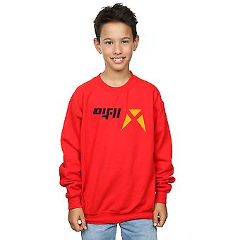 Star Wars The Rise Of Skywalker Sith Trooper Military Sign Sweatshirt Boys