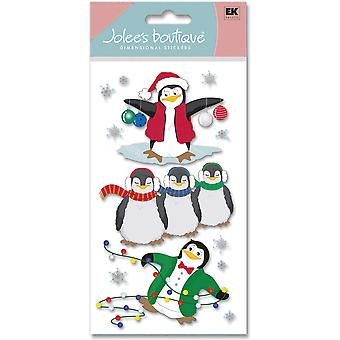 Jolee's Boutique Le Grande Dimensional Sticker Penguins Spjblg 301