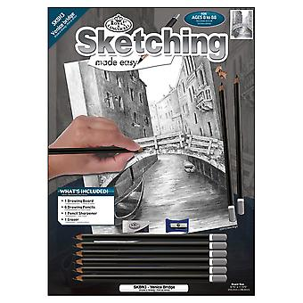Sketching Made Easy Kit 8.75
