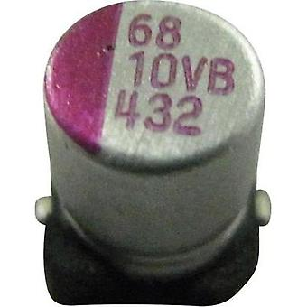 Electrolytic capacitor SMD 270 µF 16 V