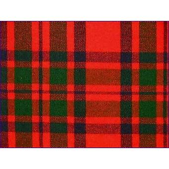MacIntosh Red, Modern - Pure Wool Tartan