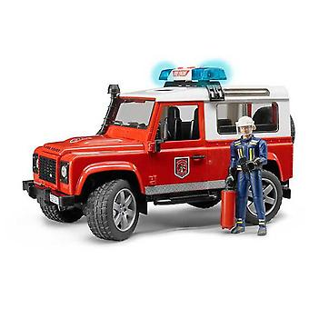 Import Land Rover Defender Fire Doll