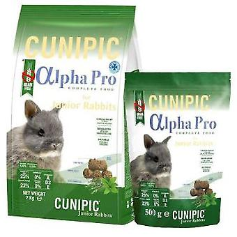 Cunipic Alpha Pro Junior Rabbit (Small animals , Dry Food and Mixtures)