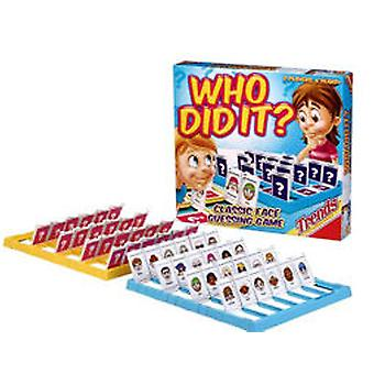 Import Game Who's Hiding (Toys , Boardgames , Knowledge)