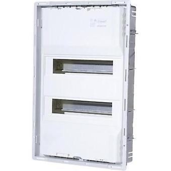 Switchboard cabinet Flush mount No. of partitions = 28 No. of rows = 2
