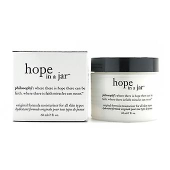 Philosophy Hope In A Jar Original Formula Moisturizer for All Skin Type 60ml / 2.0 oz