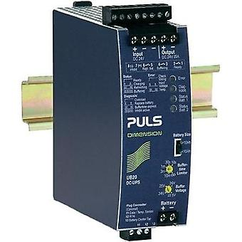 Rail mounted PSU (DIN) PULS DIMENSION 24 Vdc 20 A 480 W 1 x