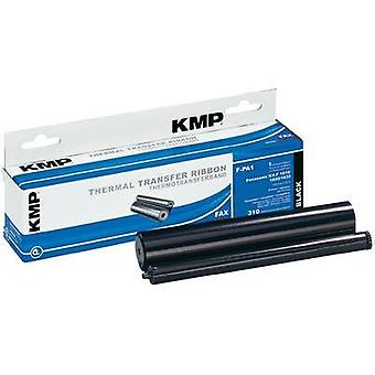 KMP Thermal transfer roll (fax) replaced Panasonic KX-FA136X Compatible
