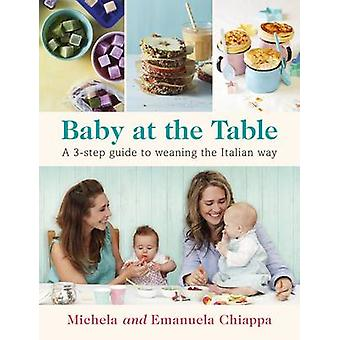 Baby at the Table by Michela Chiappa & Emanuela Chiappa