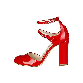 Made in Italia Women Pumps Heels Red