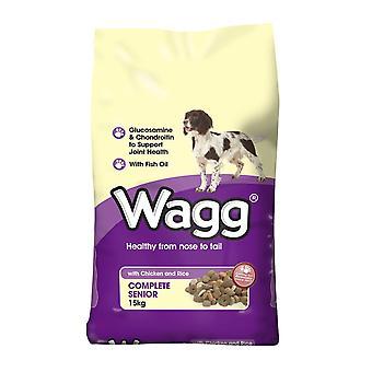 Wagg komplet lys & Senior 15kg