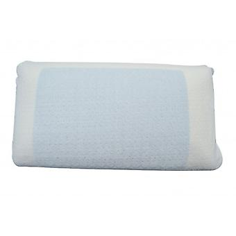 Gel Pillow with Cooling Pad Memory Foam Cushion Which Keeps You Cool
